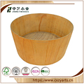 Wholesale Heavy-duty Tightness Wooden Round Barrel