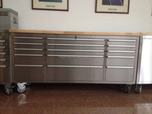 Metal tool cabinet drawers wholesale mechanical toolbox stainless steel