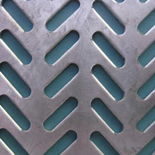 Anping Factory Stainless Steel Perforated Sheet/Perforated Metal Sheet