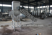 Industrial young coconut grating machine
