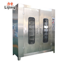 Full stainless steel shoes and clothes drying machinery