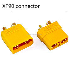 RC Connector Power Gold Plated Nylon XT90 Bullet Connector Male And Female