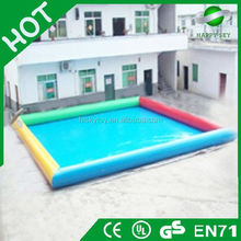 Customized custom inflatable pool toy,inflatable palm tree pool,inflatable pool filters