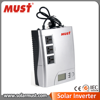 MUST Inverter Setting via MFDSolar Energy frequency inverter