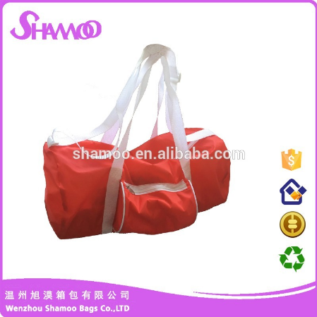 waterproof 210D polyester folding shopping bag with factory price