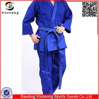 100% Cotton Material and Martial Arts Wear Sportswear Type Judo uniforms