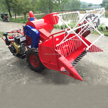 mini wheat harvester machine rice combine harvester