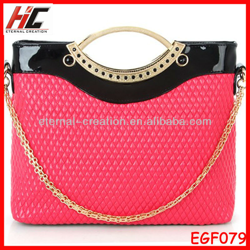 High Quality PU Handbags Ladies 2013 Handbags Women