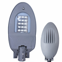 40w led street light illumination of street light lighting fixture