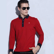 High Quality Custom Men Polo T Shirt Import Clothing From China