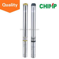 China good price 4SDM2 big power good performance deep well submersible water pump