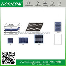 Industrial high efficiency high power top factory price solar panel price