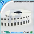 Compatible Continuous Thermal Paper DK-22214 Sticker Labels DK22214 for Brother 12MM*30.48m Black on white