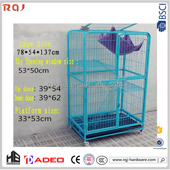 Original dog cages!Wholesale foldable home traffic and transportation wire dog cage large metal pet cages