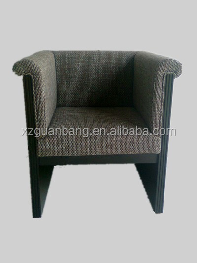 Wholesale square sofa chair coffee chair with wheels or not