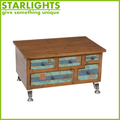 Dcorative handmade bar wooden cabinets for home