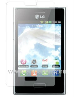 Ultra Clear Screen Protector for LG OPTIMUS L3 E400