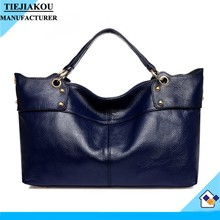 2015 ladies handbags wholesale leather Women's tote bag New arrived fashion design quilted