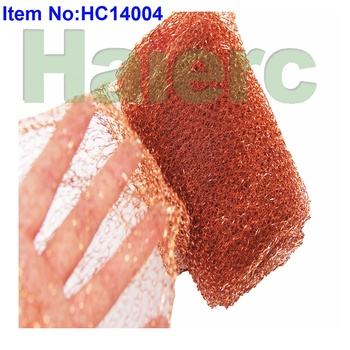 China Supplier Copper Wire Mesh Mouse Rat Rodent Control rust-proof & stain - proof