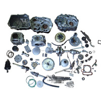 Chinese wholesale price Pit Bike engine spare part Chinese 2 stroke engine YX140cc engine part