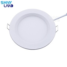 wholesale price for high quality products 3-18w round led panels ,flat panel led lighting