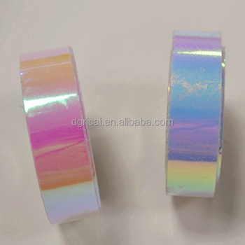 Self Adhesive Single Side Printed Polyester Satin Grosgrain Ribbon For Gift Packaging