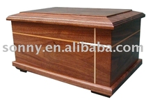 American Style Solid Casket