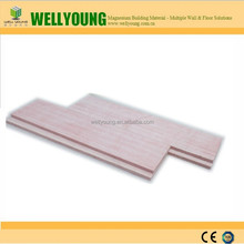 CE certified mgo flooring shiplap mgo board board for prefab house steel frame construction