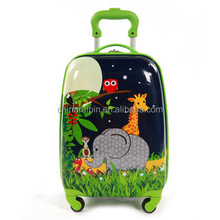 Kids travel Luggage Rolling Luggage Bag Children Luggage Suit Case For Traveling Student Trolley Bag