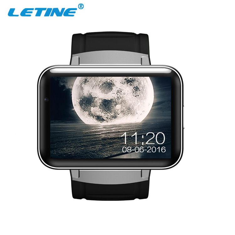 OEM cheap smart watch DM98 Touch Screen 4G 3G Android smart watch phone