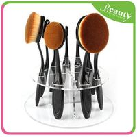 Makeup brush holder bags H0Tqv acrylic brush display stand