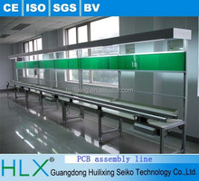 Automatic insertion line, assembly line,CFL insertion line made in HLX