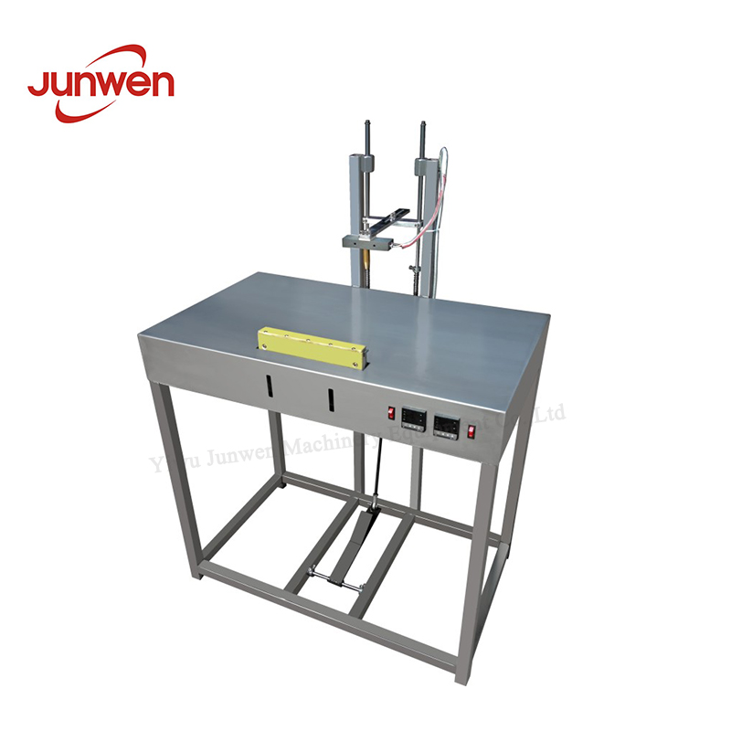 Manual Food Box Wrapping Machine