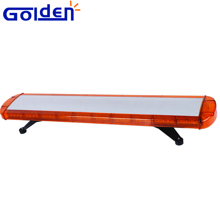 Super slim strobe auto flashing warning used emergency led lightbars for sale