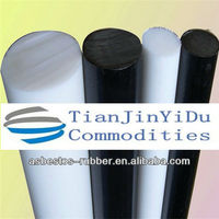 1mm-120mm diameter black ptfe rod
