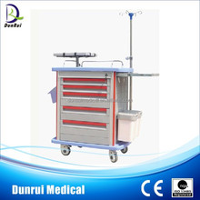 DR-308A Movable ABS Resuscitation Trolley