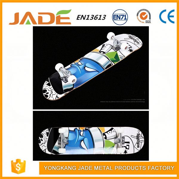 Chinese picture of wood boards mini skateboard