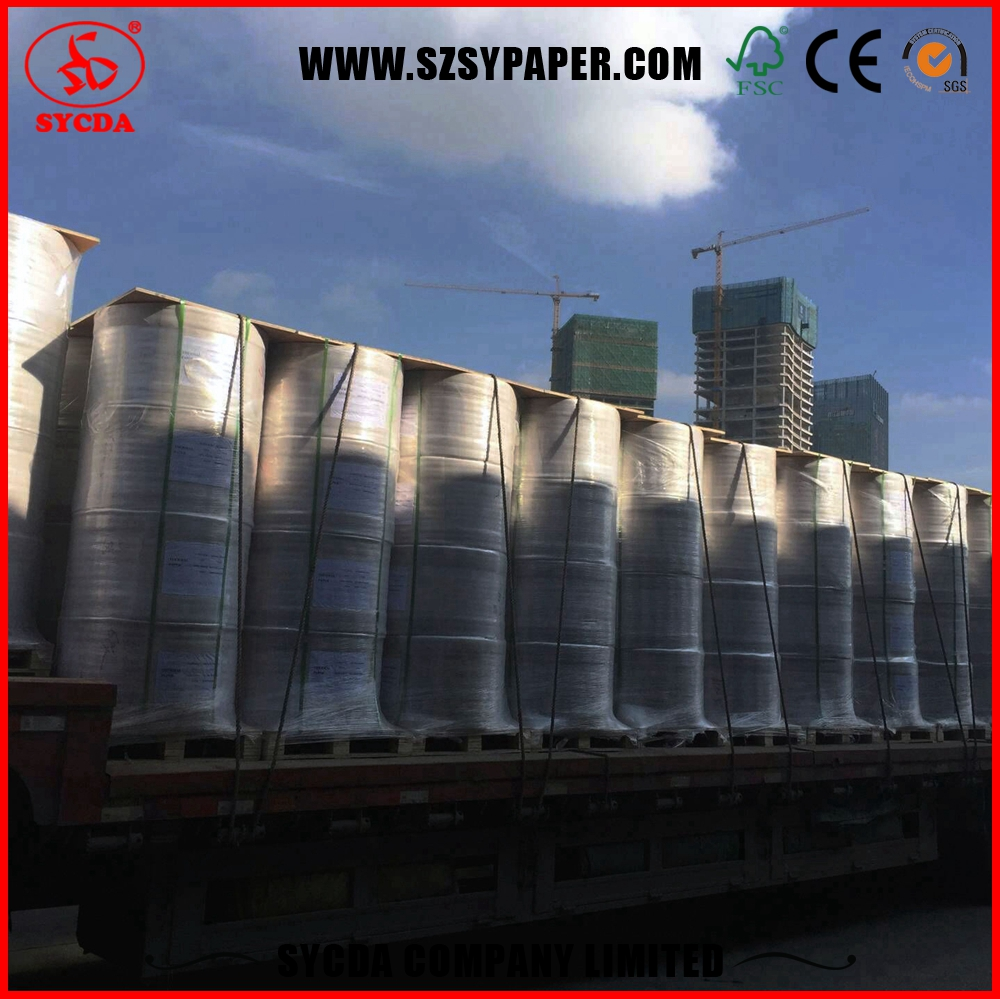 Top Quality jumbo thermal paper rolls manufactured in China