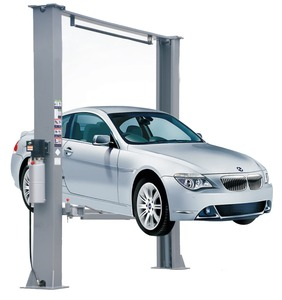 2018 new design High quality manual hydraulic lifter/auto car lift used/two post car lift