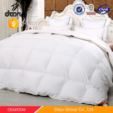 Hotel Home top quality Goose Down feather Duvet Quilt white duck feather duvet Luxury Hotel Quilt For King Size Bed quilt