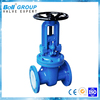 manual 4 inch gate valve drawing