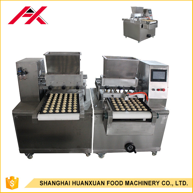 Rotary Roller Mould Commercial Cookies Small Production Line