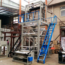 Monolayer blown film extrusions Plant