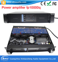hot selling digital amplifier 4 channels fp10000 blue board