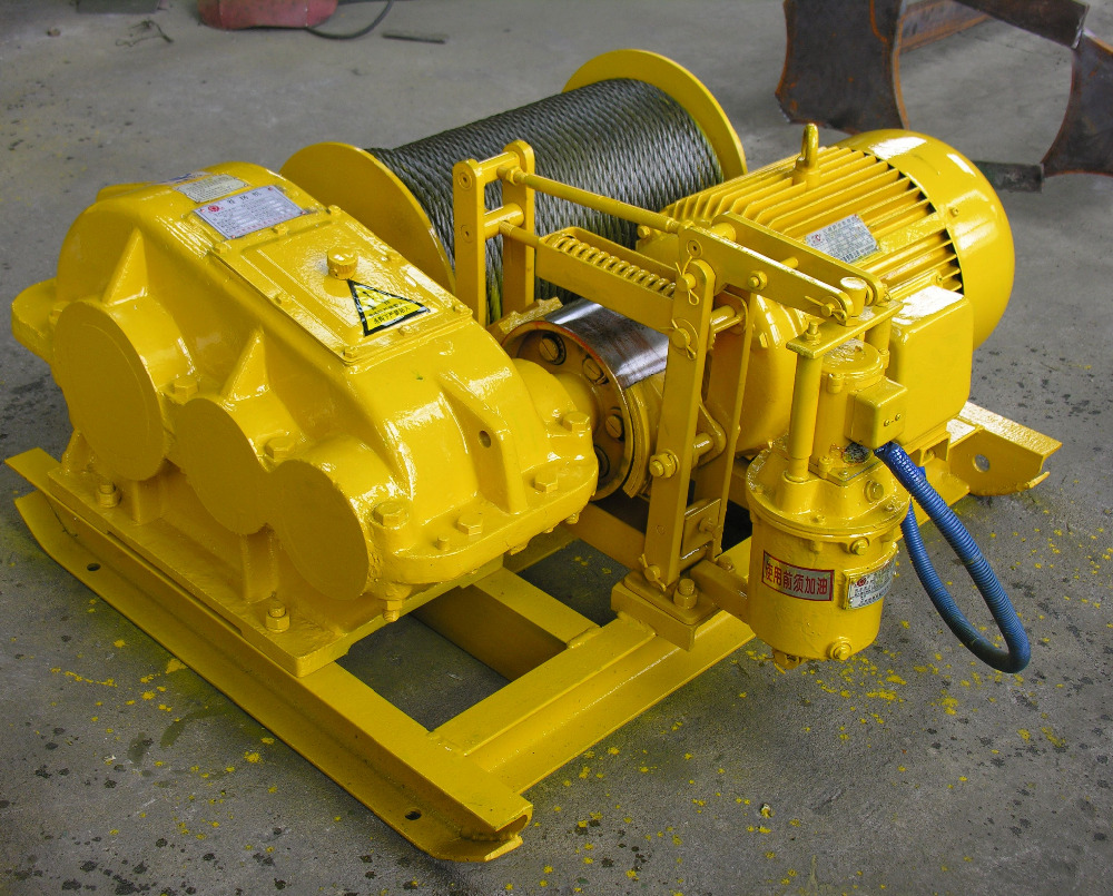Marine Electric Mooring Winch portable capstan winch