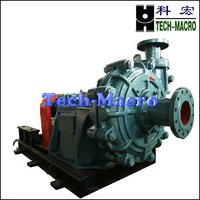 Hot sale high chromium centrifugal ore slurry pump series ZJ for tailings pond