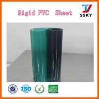 High quality material pvc cover plastic sheet