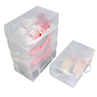 high quality folding corrugate plastic shoe boxes in china