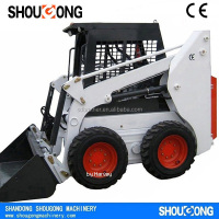 Tires Skid Steer Loader
