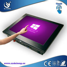 Professional Customize 10.4 Inches MINI Industrial LCD PC Touch All In One Industrial PC Touch Screen